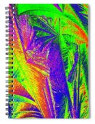 Call Of The Jungle Spiral Notebook