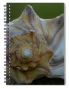 Call Of The Sea  Spiral Notebook