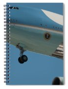 Call Sign Spiral Notebook