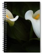 Calla Duo Spiral Notebook