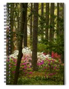 Callaway Gardens Spring Azaleas Spiral Notebook