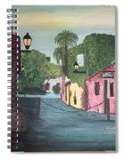 Calle De Los Suspiros, Colonia. Uruguay Spiral Notebook