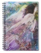 Calling All Angels Spiral Notebook