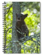 Calling For Mom Spiral Notebook