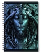 Calliope - The Superior Muse Spiral Notebook