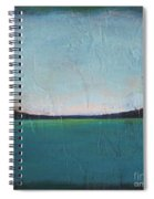 Calm Ocean 1 Spiral Notebook