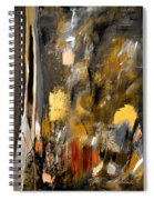 Calm Out Of Chaos 2010 Spiral Notebook