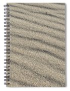 Calm Sands Spiral Notebook