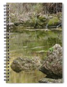 Calm Waters Scenery Spiral Notebook