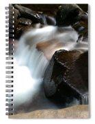 Calming Water Spiral Notebook