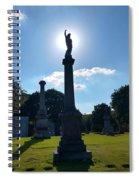 Calvary Catholic Cemetery Spiral Notebook