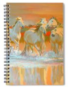 Camargue  Spiral Notebook