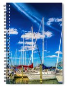 Cambridge Marina Spiral Notebook