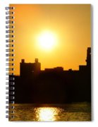 Camden Sunrise Spiral Notebook