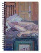 Camden Town Nude Spiral Notebook