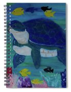 Came From A Sea Food Convention Spiral Notebook