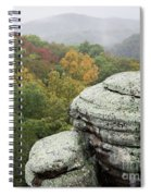 Camel Rock Close Up Spiral Notebook