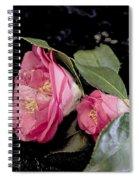 Camellia Still Life Spiral Notebook