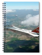 Camelot Section Spiral Notebook