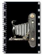 Camera Close Up-5 Spiral Notebook