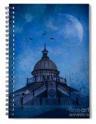Camera Obscura - Eastbourne Pier Spiral Notebook