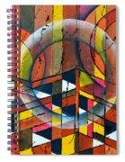 Cameronjam Spiral Notebook