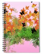 Camo Nature Range Spiral Notebook