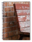Camouflaged By The Elements Spiral Notebook