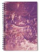 Camp Fire Story Spiral Notebook