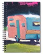 Camped Out Spiral Notebook