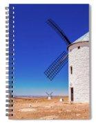 Campo De Criptana Spiral Notebook