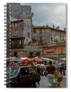 Campo Dei Fiori Spiral Notebook
