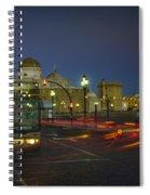 Campo Del Sur Cadiz Spain Spiral Notebook