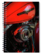 Can You Feel The Rumble 4420 G_2 Spiral Notebook