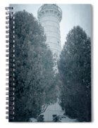 Cana Island Lighthouse Wisconsin Spiral Notebook