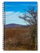 Canaan Valley West Virginia Spiral Notebook