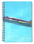 Canadian Armed Forces Cf-18 Hornet Spiral Notebook