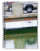 Canal 4-3 Spiral Notebook