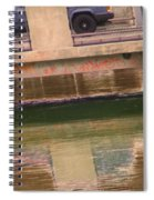 Canal 5-3 Spiral Notebook