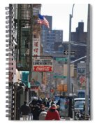 Canal And Eldridge Spiral Notebook