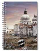 Canal Grande Spiral Notebook