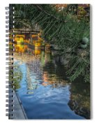 Canal View  Spiral Notebook