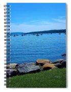 Canandaigua Lake  Spiral Notebook