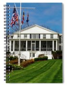 Canandaigua Yacht Club Spiral Notebook