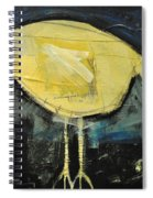 Canary Spiral Notebook