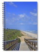 Canaveral Walkway Spiral Notebook