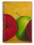 Cancan Spiral Notebook