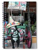 Cancun Mexico - Tulum Ruins - Souvenirs Spiral Notebook