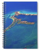 Cancun Wide By Air Spiral Notebook