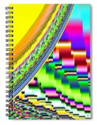 Candid Color 6 Spiral Notebook